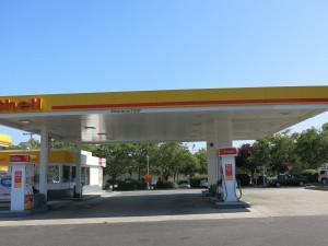 Capitola Shell canopy full shot