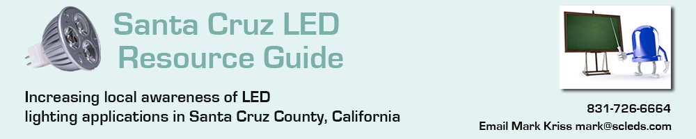 Santa Cruz LED Resource Guide